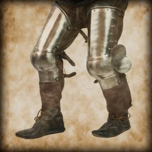 Leg & Knee Armour